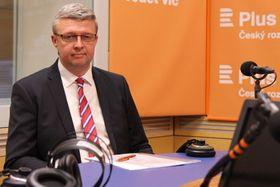 Karel Havlíček (Foto: Jana Přinosilová, Archiv des Tschechischen Rundfunks)