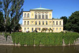 Palacio de Žofín, foto: Barbora Němcová