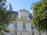 L'Université de Lorraine. photo: Mare Baronnet, CC BY-SA 3.0 Unported