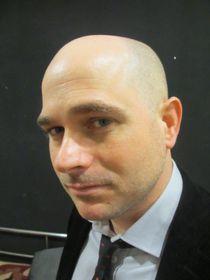 Mike Baugh, photo: David Vaughan
