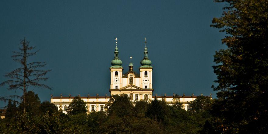 Bazilika na Svatém Kopečku, foto: Vít Pohanka