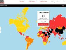Photo: Site officiel des Reporters sans frontières