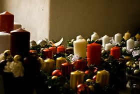 Czech Christmas candles, photo: Vít Pohanka
