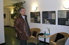 Karel Pokorný, předseda SKV Sokol Mnichov, foto: autorka