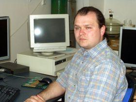 Jakub Haloda, foto: Autor