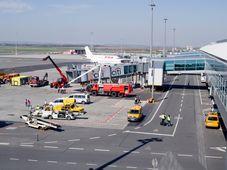 Аэропорта им. Вацлава Гавела, фото: Ян Грон CC BY-SA 3.0