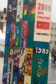20 Jahre Fall der Berliner Mauer