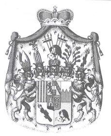 Герб рода Шварценберг