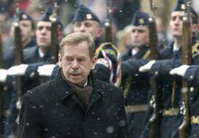 Vaclav Havel, foto: CTK