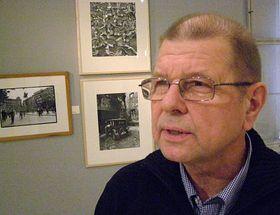 Antonín Dufek, foto: autor