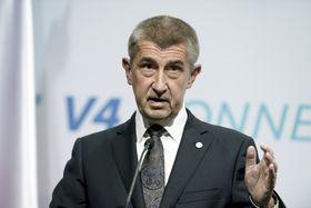 Andrej Babiš (Foto: ČTK / Szilard Koszticsak/MTI via AP)