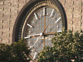 El reloj de la  iglesia del Sagrado Corazón, foto: Kristýna Maková