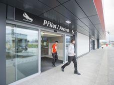 Аэропорт Пардубице, фото: ЧТК