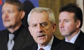 Leoš Heger, foto: ČTK
