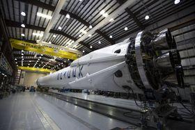 Photo: SpaceX / Public Domain