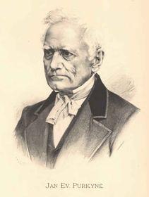J.E. Purkyně (Foto: Wikimedia Commons)