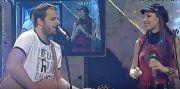 Xindl X und Olga Lounová (Foto: Tschechisches Fernsehen)