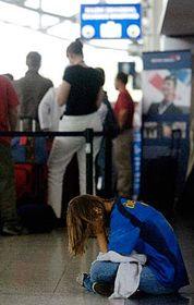 Letiště vRuzyni zpřísnilo bezpečnostní opatření, foto: ČTK