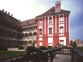 Opočno castle, photo: CzechTourism