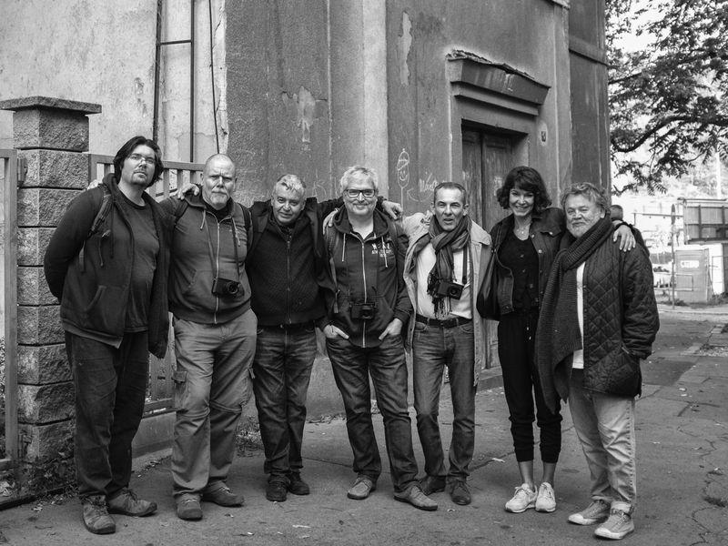El grupo de fotógrafos checos 400 ASA, fuente: Galería Nacional de Praga