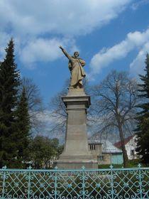Socha Karla Havlíčka Borovské, foto: Roy, public domain