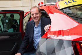 Christian Prudhomme, photo: Škoda Auto