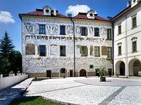 Le château de Benatky nad Jizerou, photo: CzechTourism
