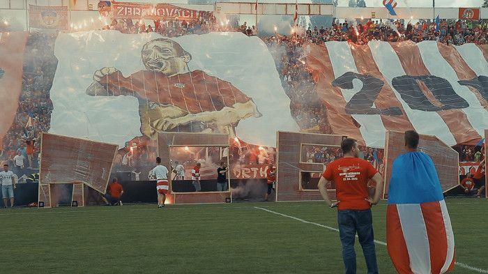 'Le Stade', photo: Tomáš Hlaváček / GUERILLA.film