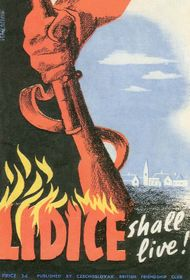 'Lidice Shall Live', foto: Wikipedia / free domain