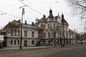 Вокзаль Прага-Вышеград (Фото: Кристина Макова, Чешское радио - Радио Прага)