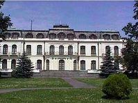 L'ambassade de Russie à Prague