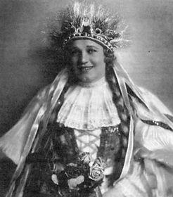 Мария Ерица, 1924