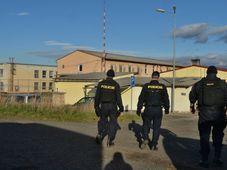 Центр для приема беженцев в Драгоницах, Фото: ЧТК
