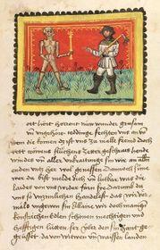 Gedicht ,Der Ackermann aus Böhmen'