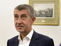 Andrej Babiš, photo: ČTK