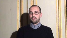 Benoît Dratwicki, photo: YouTube