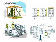 Návrhy architekta Tomáše Hlavsy na vertikální parky