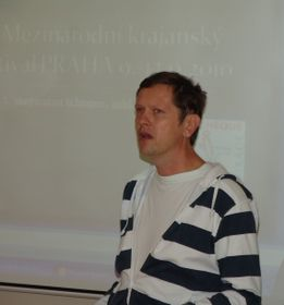 Tomaš Lajkep, photo: Miloš Turek