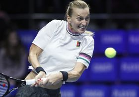 Petra Kvitová, photo: ČTK/AP/Dmitri Lovetsky