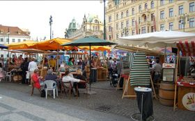 Foto: facebook oficial de Mediterranean Market