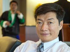 Lobsang Sangay, photo: Christopher Michel / Flickr / CC BY 2.0