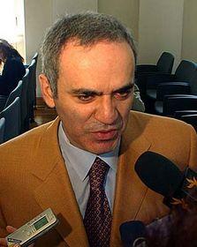 Garry Kasparov (Foto: Christian Rühmkorf)