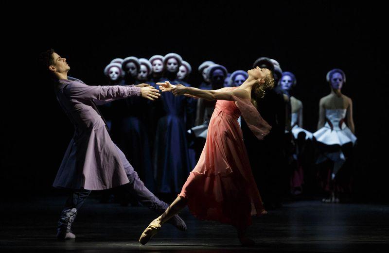 «Ромео и Джульетта», фото: Национальный театр