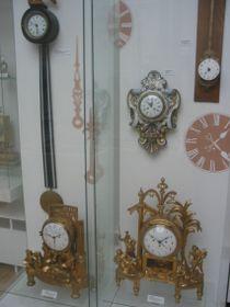 Relojes en el Museo Municipal (Foto: autora)