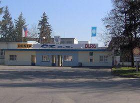 ČZ Страконице, Фото: Japo