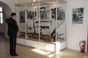Выставка «Полицейские и жандармы в бою за свободу» (Фото: Архив Полиции ЧР)