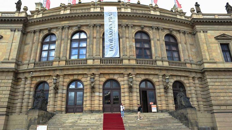 Пражский концертный  зал Рудольфинум, фото: Tomáš Vodňanský