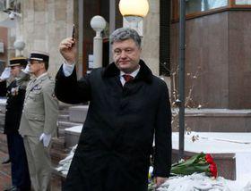 Президент Украины Петр Порошенко (Фото: ЧТК)