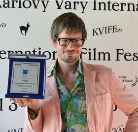 Diego Ongaro, foto: Film Servis Festival Karlovy Vary