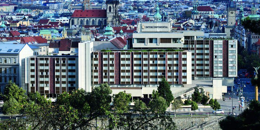 Hotel InterContinental (Foto: Archiv des staatlichen Denkmalschutzamtes)